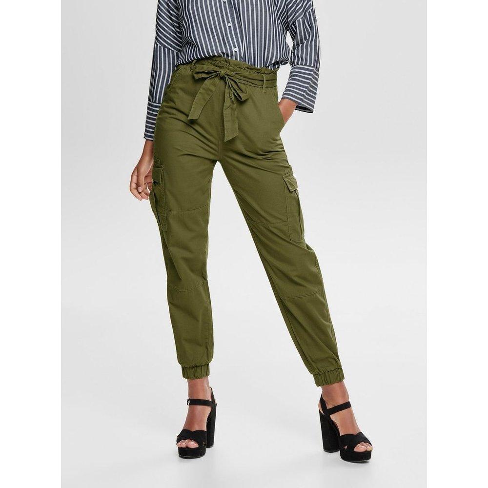 Pantalon Paperbag - Only - Modalova