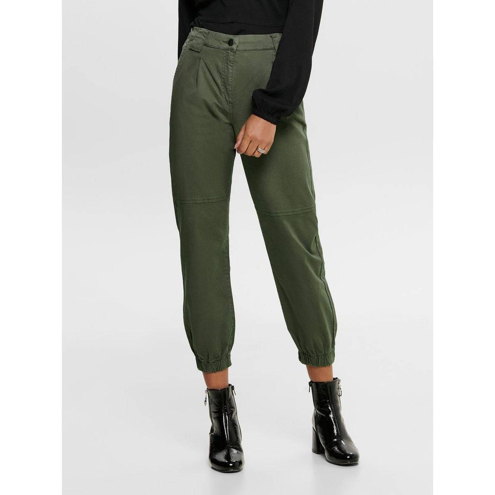 Pantalon cargo Coupe ample - Only - Modalova
