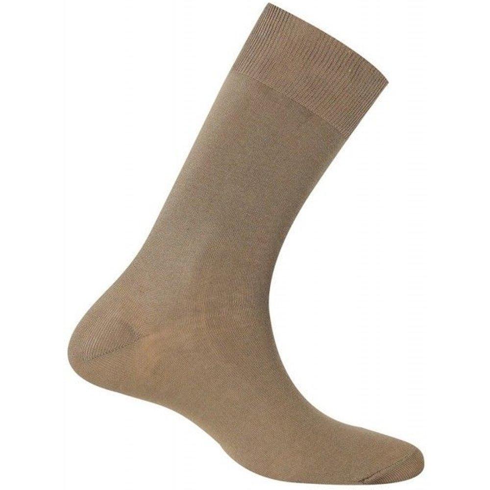 Chaussettes Pur Fil d'Ecosse pieds sensibles - KINDY - Modalova