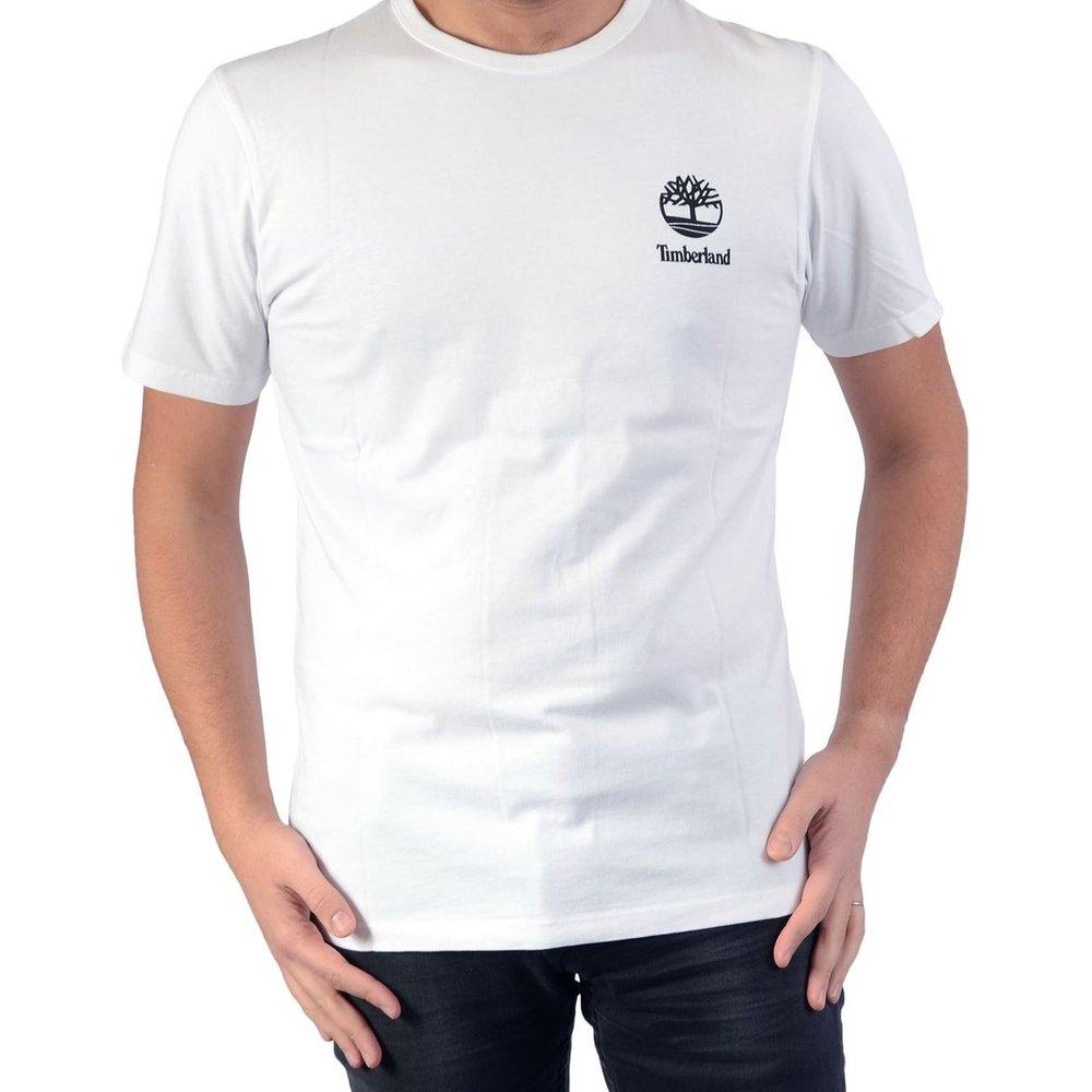 Tee Shirt SS Box Logo GR - Timberland - Modalova