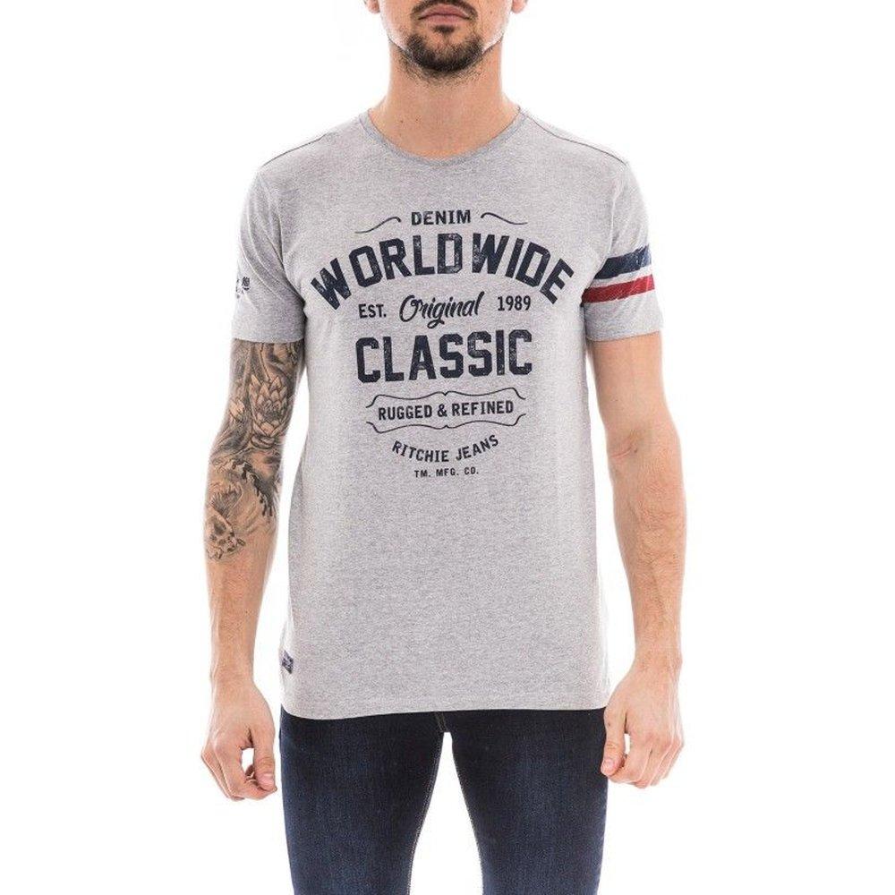 T-shirt Col Rond Nolero - RITCHIE - Modalova