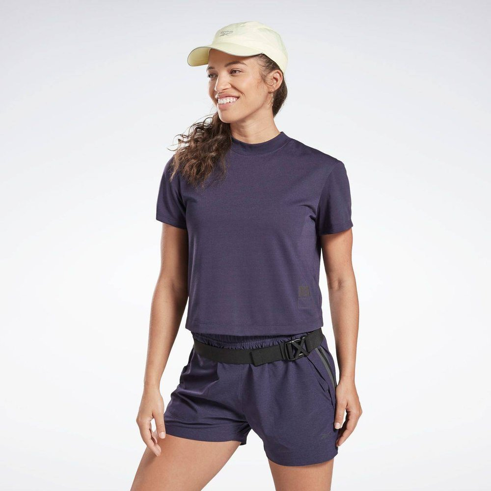 T-shirt One Series Running Night Run - REEBOK SPORT - Modalova