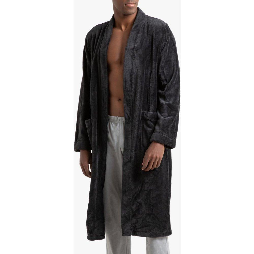 Robe de chambre maille polaire - LA REDOUTE COLLECTIONS - Modalova