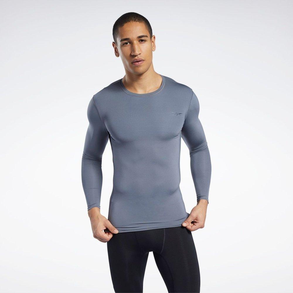 T-shirt de compression Workout Ready - REEBOK SPORT - Modalova