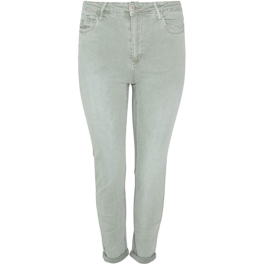 Pantalon Slim - PAPRIKA - Modalova