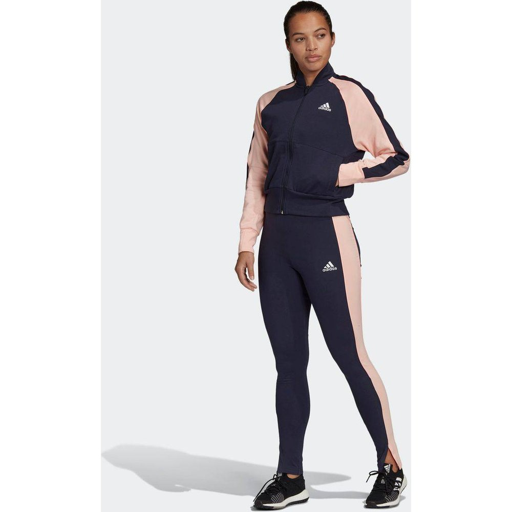 Survêtement veste bomber et tight - adidas performance - Modalova