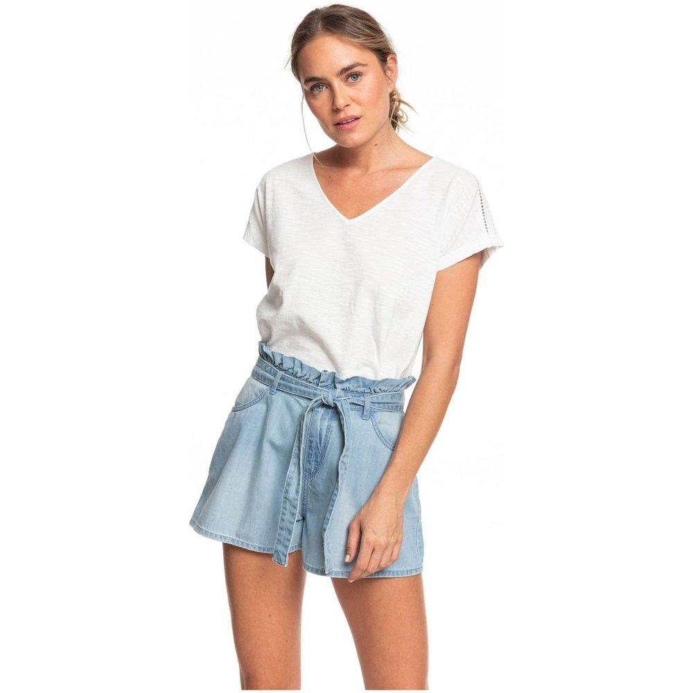 Short taille haute en jean SALENTO PLAYA - Roxy - Modalova