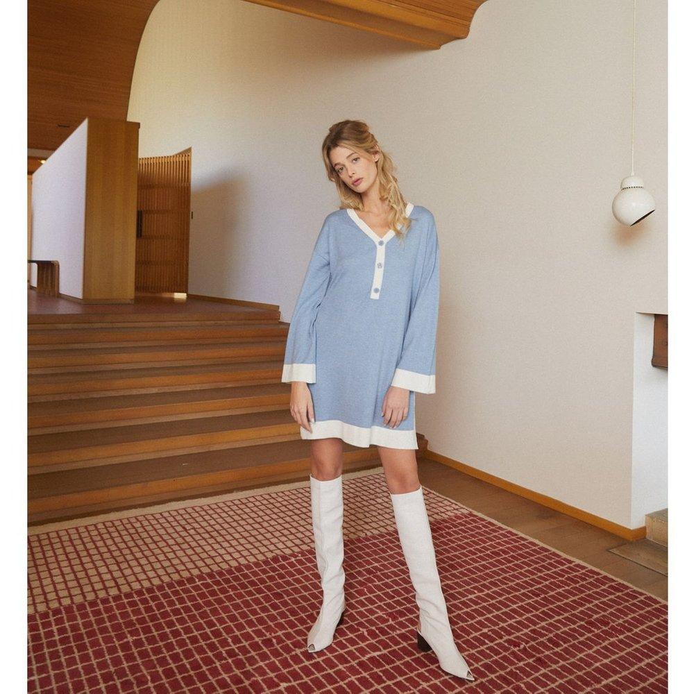 Robe tunique bicolore - RODIER - Modalova