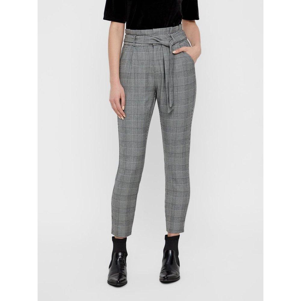Pantalon Taille haute - Vero Moda - Modalova