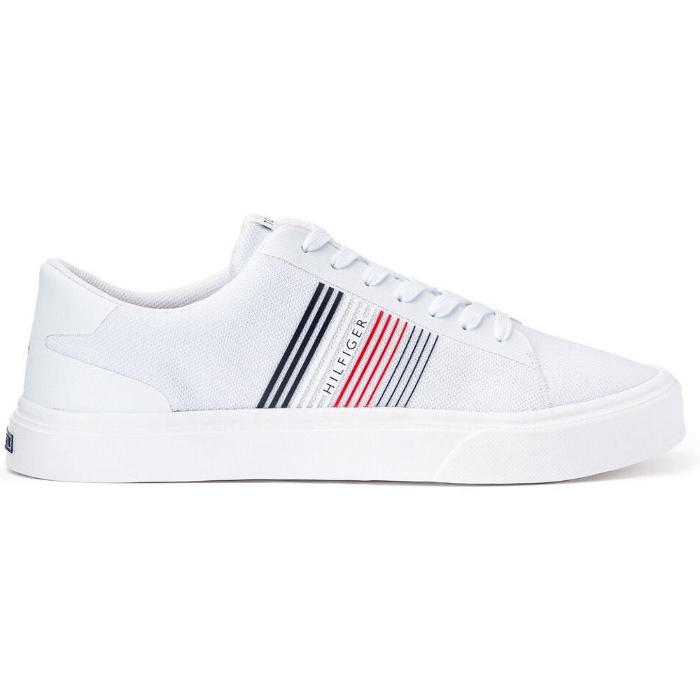 Baskets maille Lightweight Stripes Knit - Tommy Hilfiger - Modalova