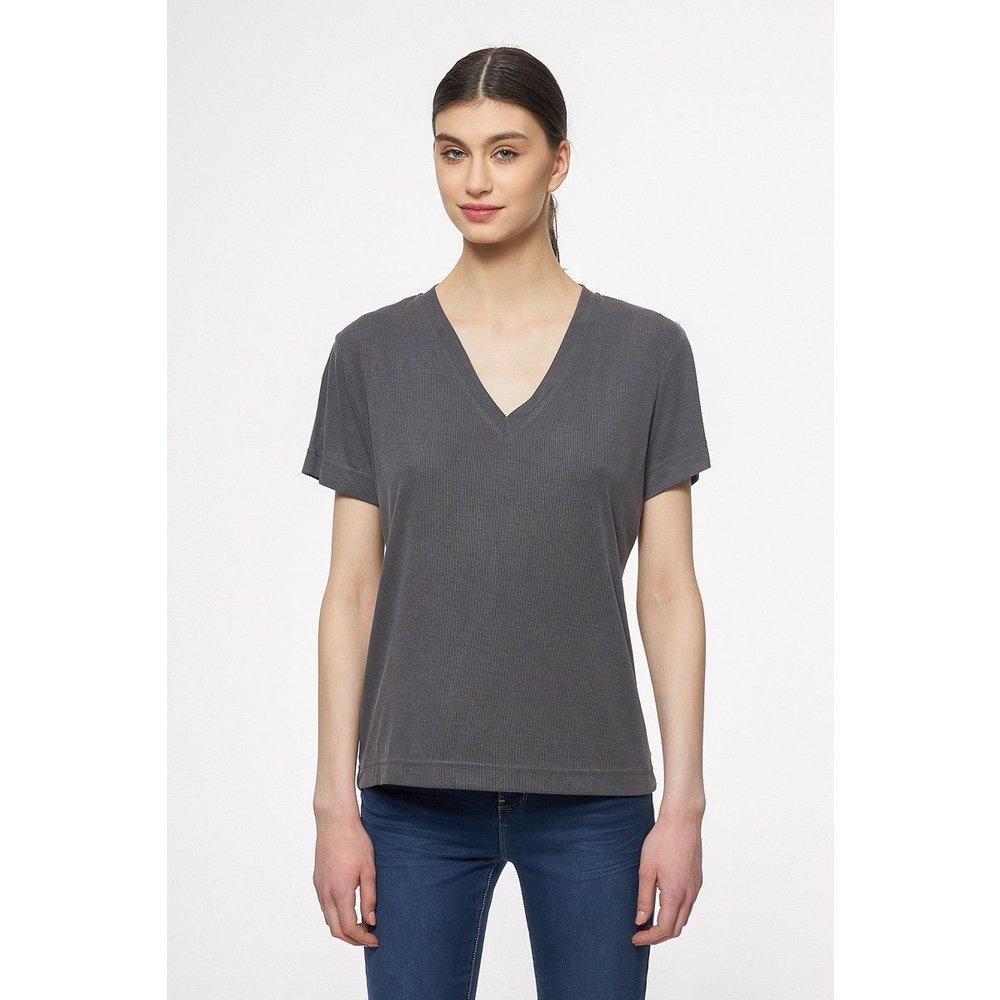T-shirt fluide col V - BEST MOUNTAIN - Modalova