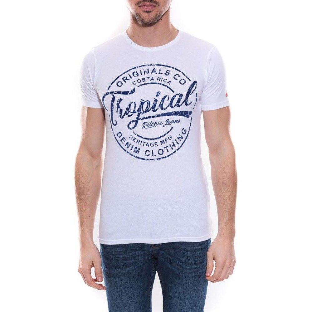 T-shirt Col Rond Neville - RITCHIE - Modalova