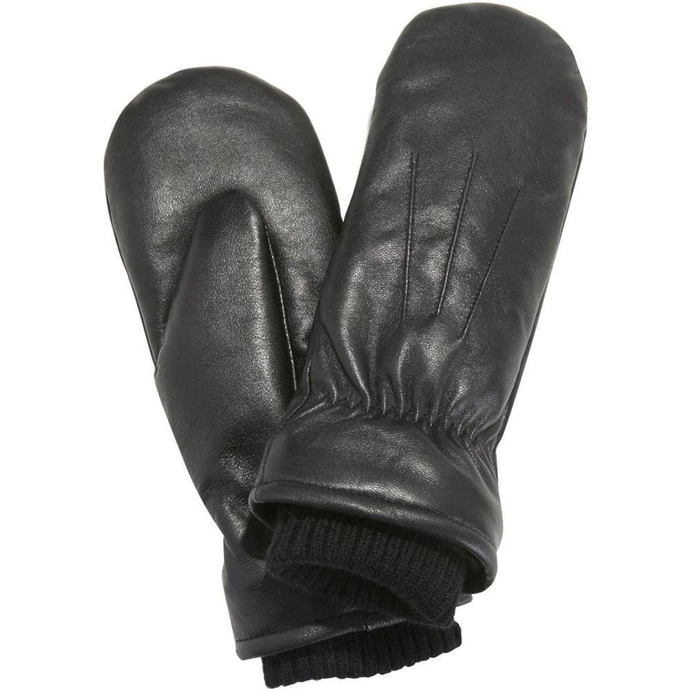 Moufles en cuir - LA REDOUTE COLLECTIONS - Modalova