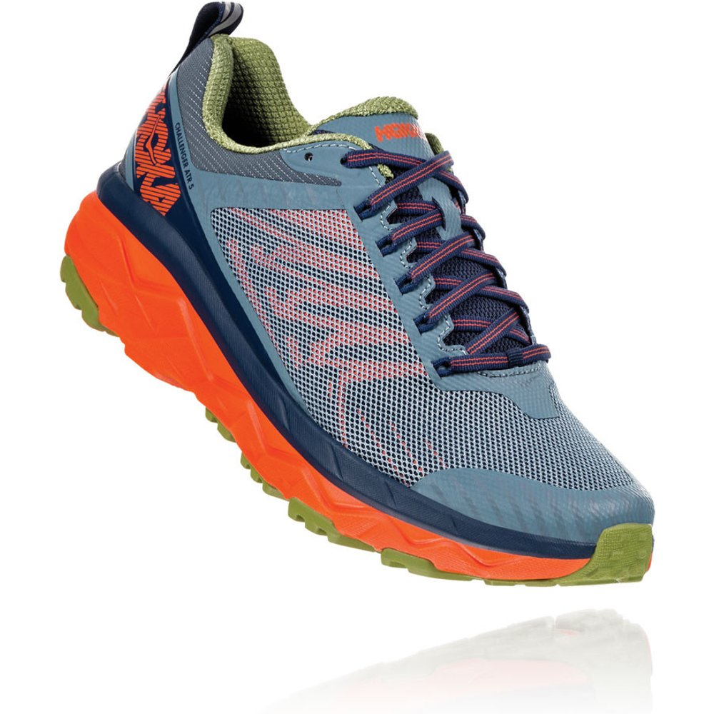 Hoka Challenger ATR 5 Wide Fit Trail Running Shoes - SS20 - Hoka One One - Modalova