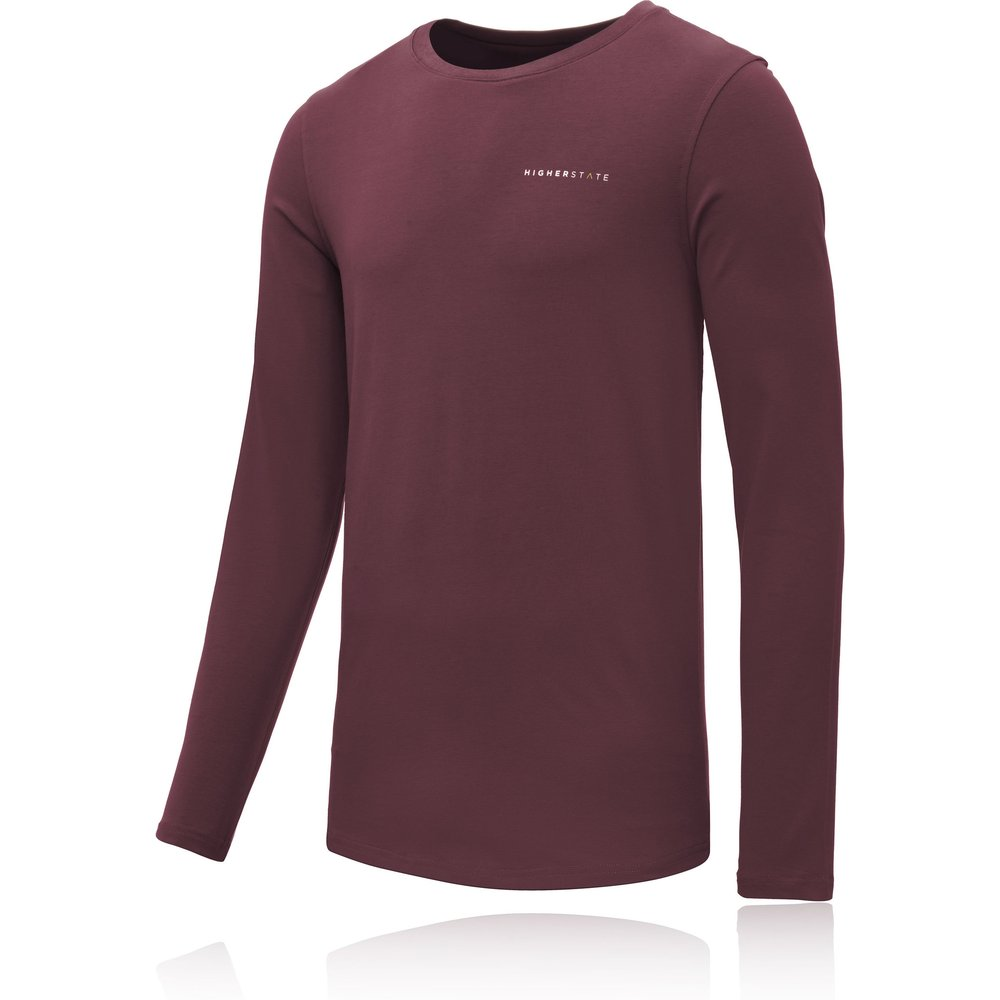 Long Sleeve Running Top - Higher State - Modalova