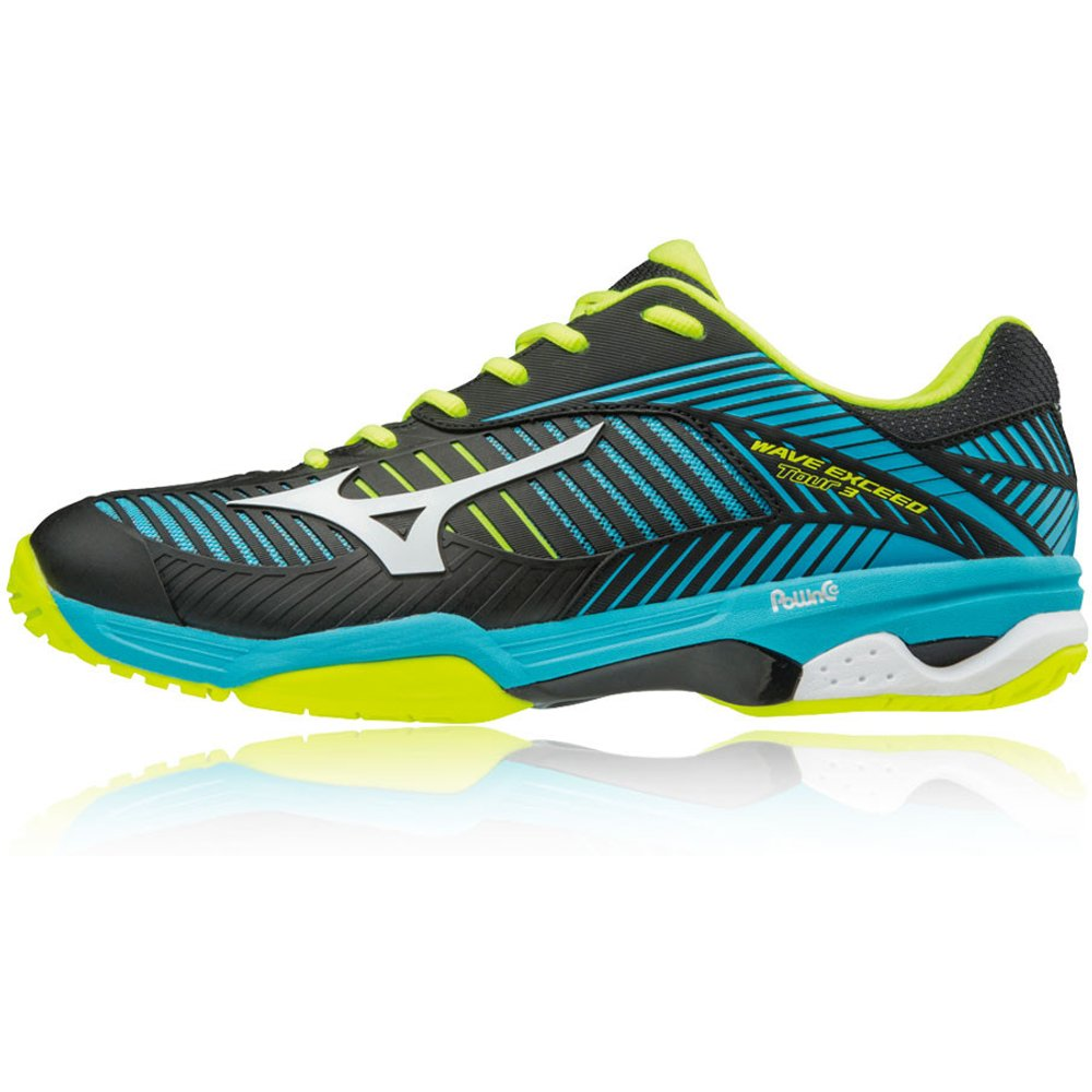 Wave Exceed Tour 3 All Court Tennis Shoes - Mizuno - Modalova