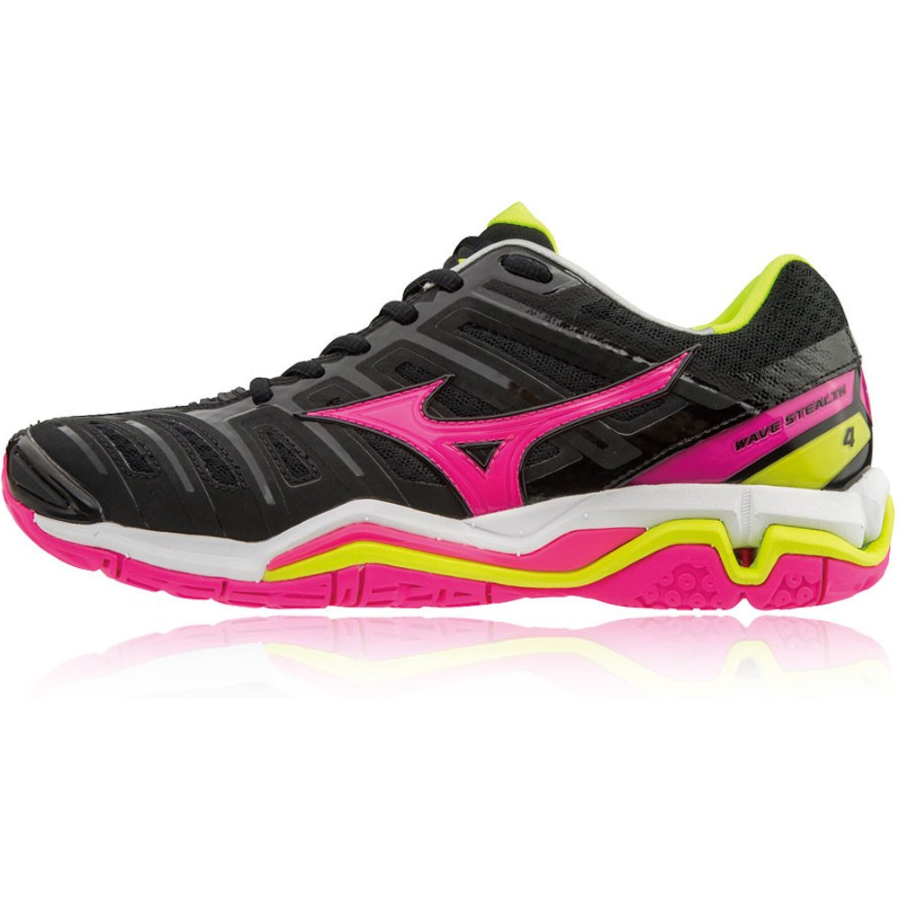 Wave Stealth 4 Women's Indoor Court Shoes - Mizuno - Modalova