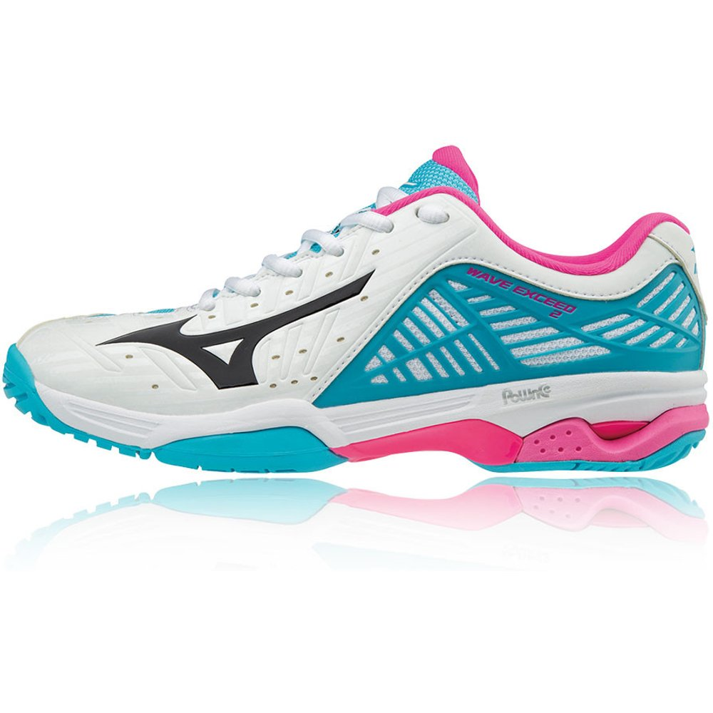 Wave Exceed 2 Women's Women's All Court Tennis Shoes - Mizuno - Modalova