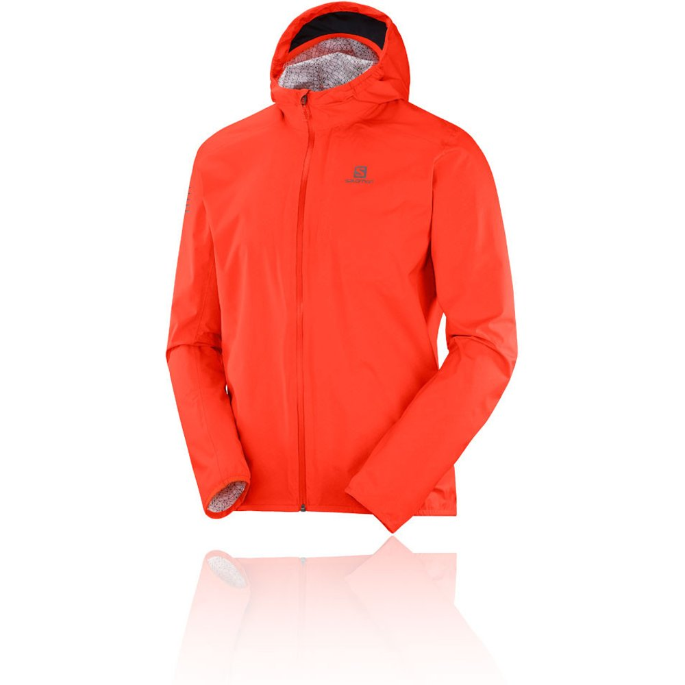 Bonatti Waterproof Running Jacket - SS20 - Salomon - Modalova