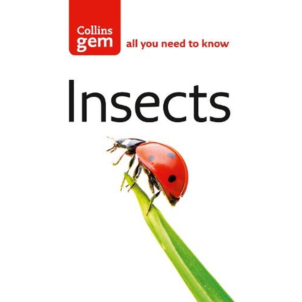 Insects Collins Gem