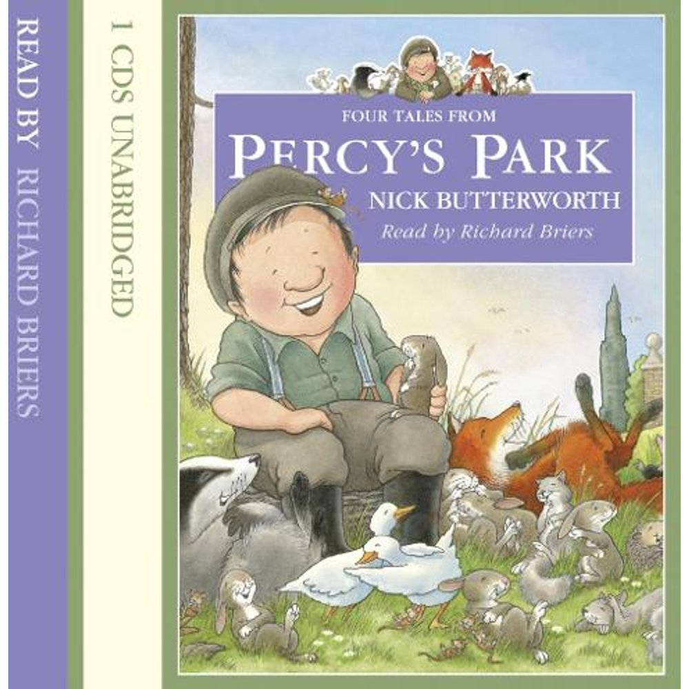 Four Tales from Percys Park Tales From Percys Park