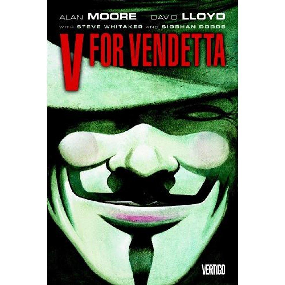 V For Vendetta New Edition TP Vertigo
