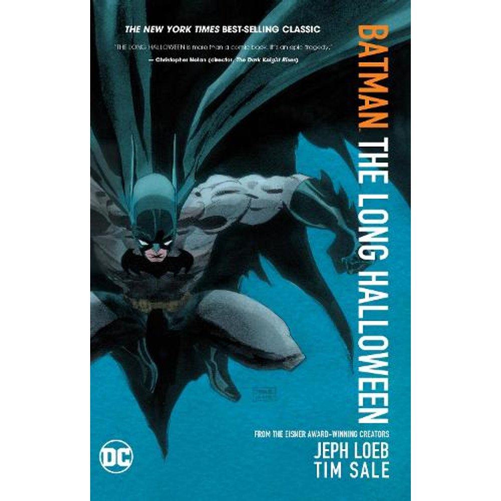 DC Comics Batman: The Long Halloween
