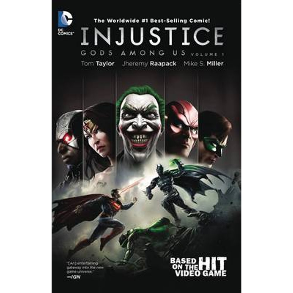Injustice: Gods Among Us Year One Complete Collection TP