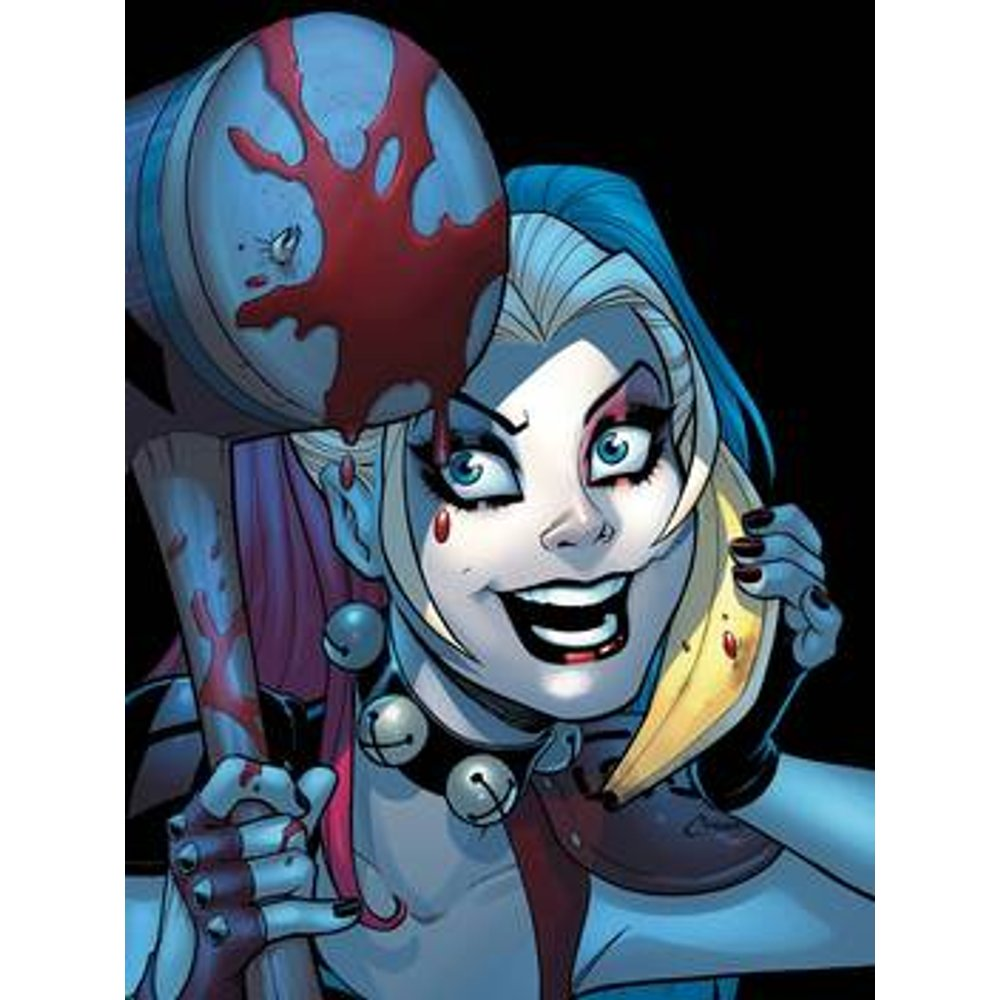 Harley Quinn TP Vol 1 Die Laughing (Rebirth)