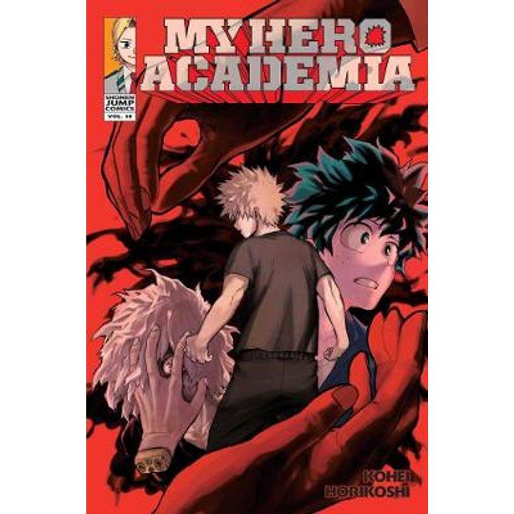 My Hero Academia 10