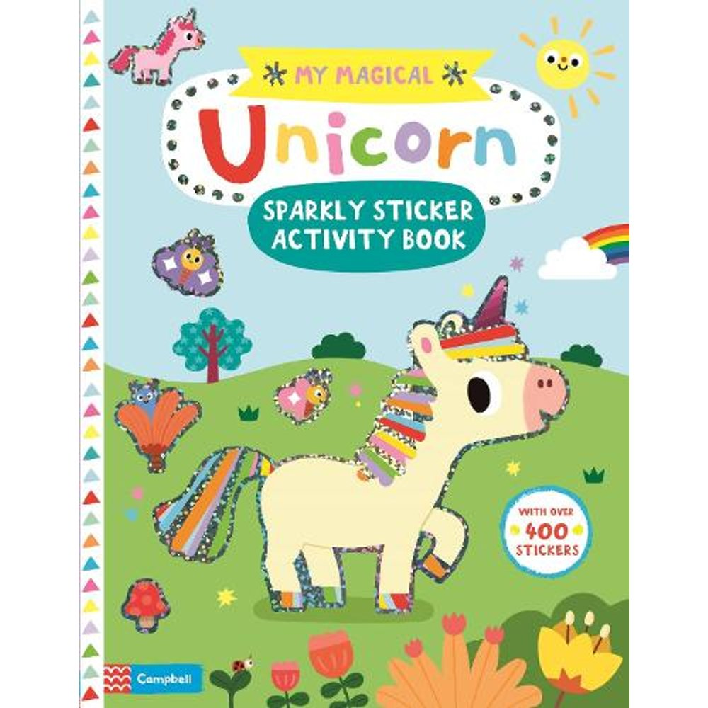 My Magical Unicorn Sticker Activity Book