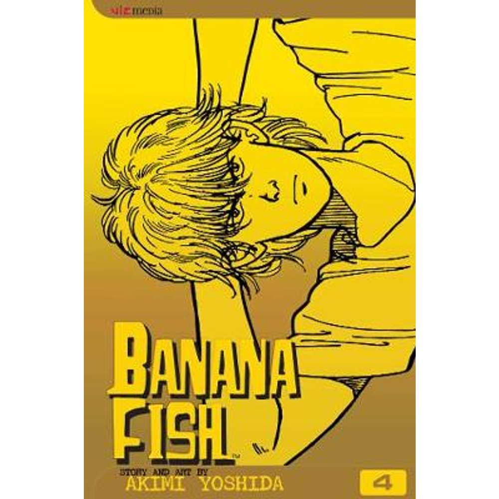 Banana Fish, Vol. 4