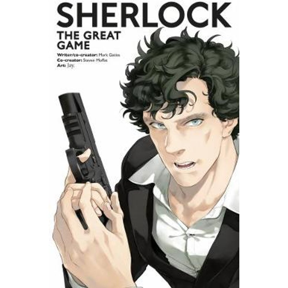 Sherlock Great Game