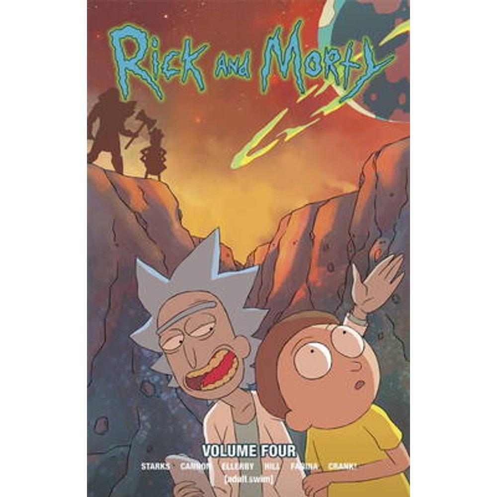 Rick & Morty Volume 4