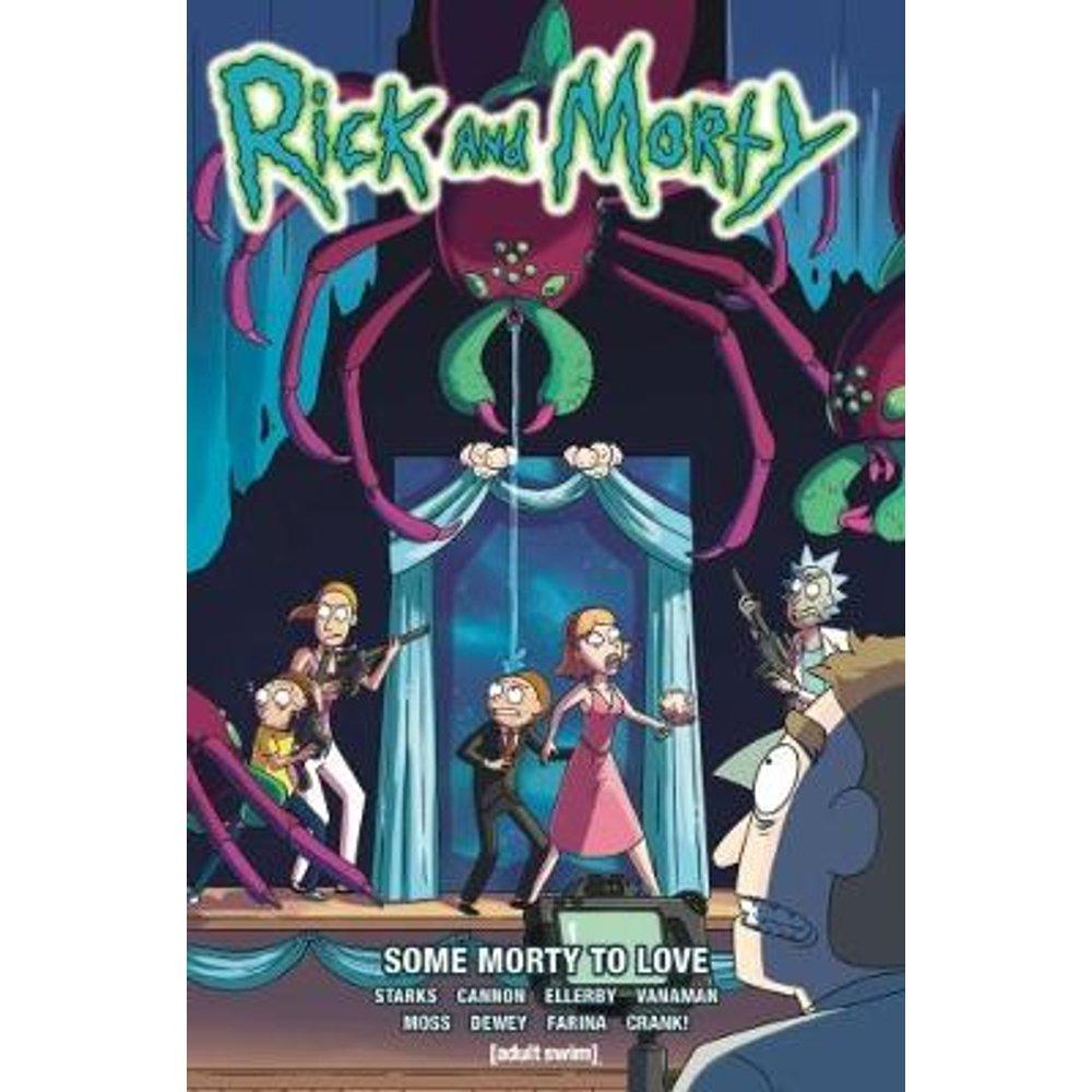 Rick & Morty Volume 6