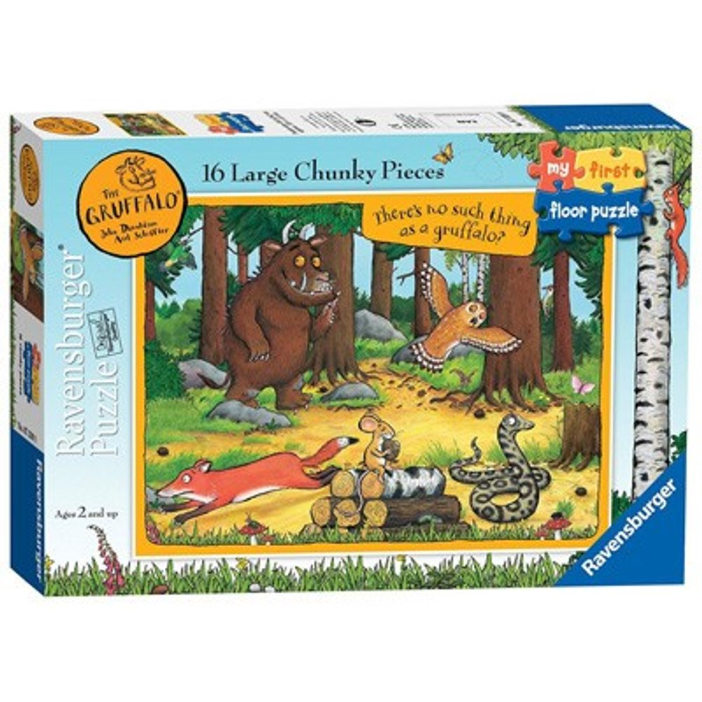 The Gruffalo My First Floor Puzzle