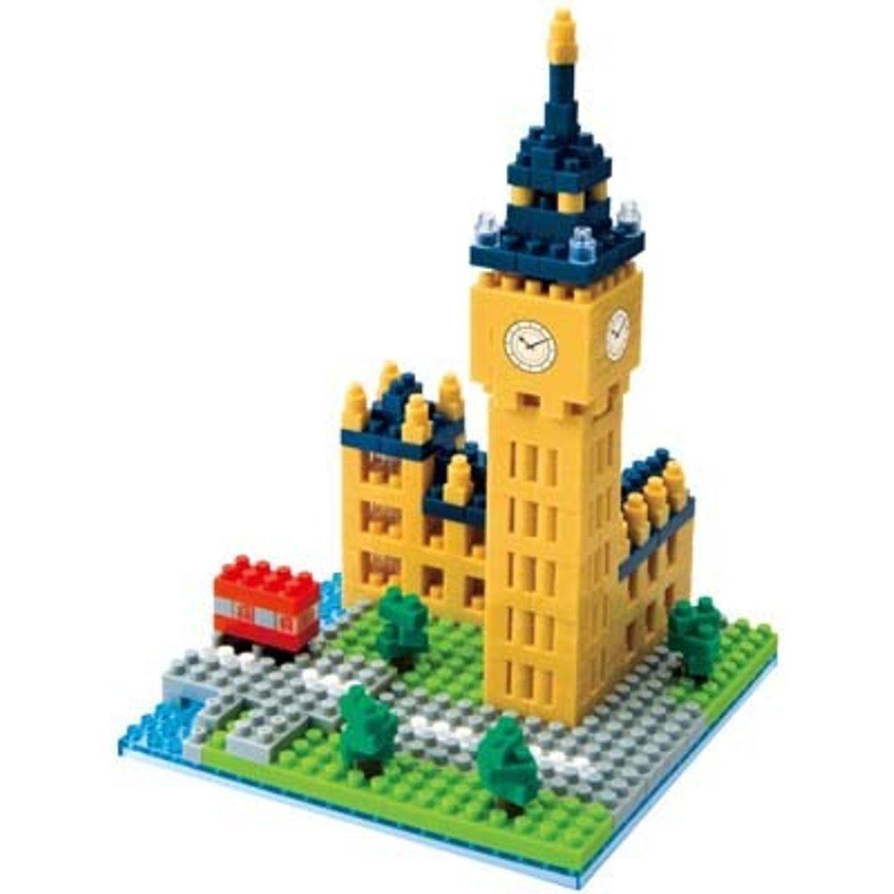 Nanoblock Buildings - Big Ben