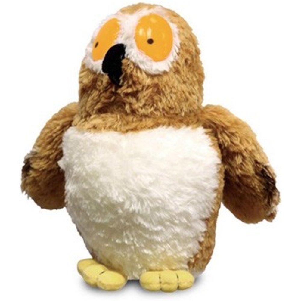 Aurora Gruffalo Owl 7 Inch Plush Soft Toy