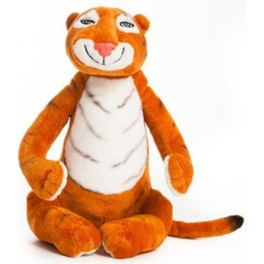 The Tiger Who Came to Tea Plush Toy
