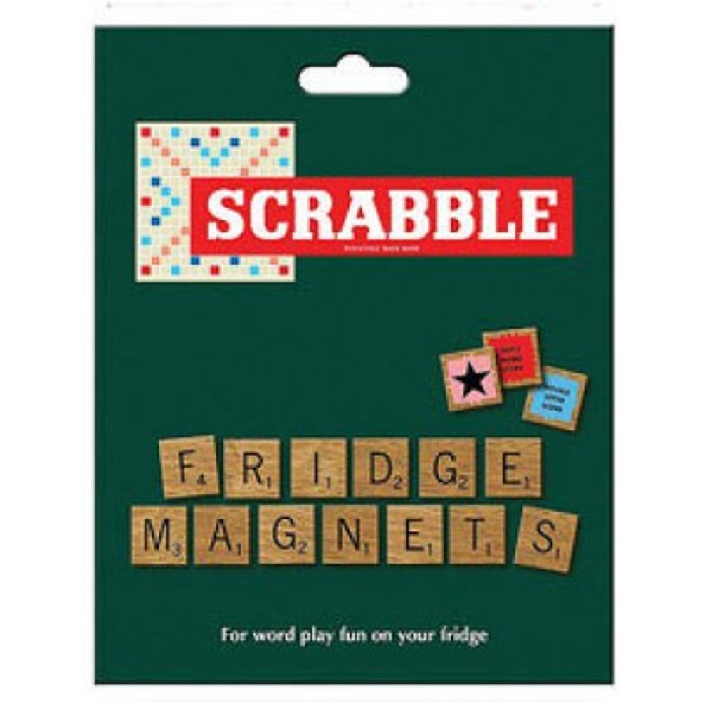 Scrabble Brown,