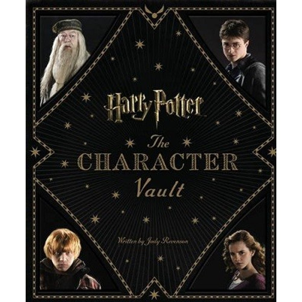 Harry Potter - The Character Vault Harry Potter Vaults