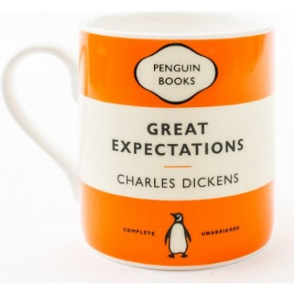 Penguin MUG - Great Expectations: Charles Dickens