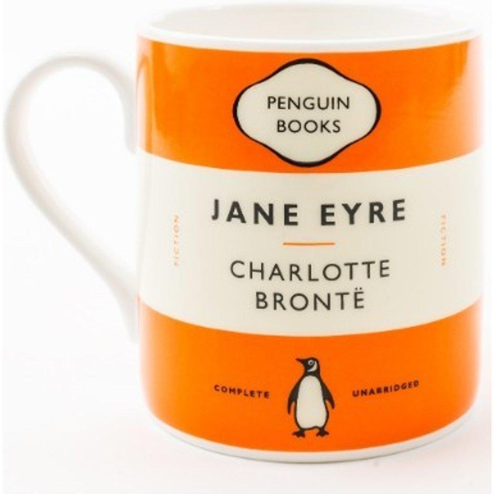 Penguin [German Jane Eyre, Charlotte Bronte. Orange Merchandise