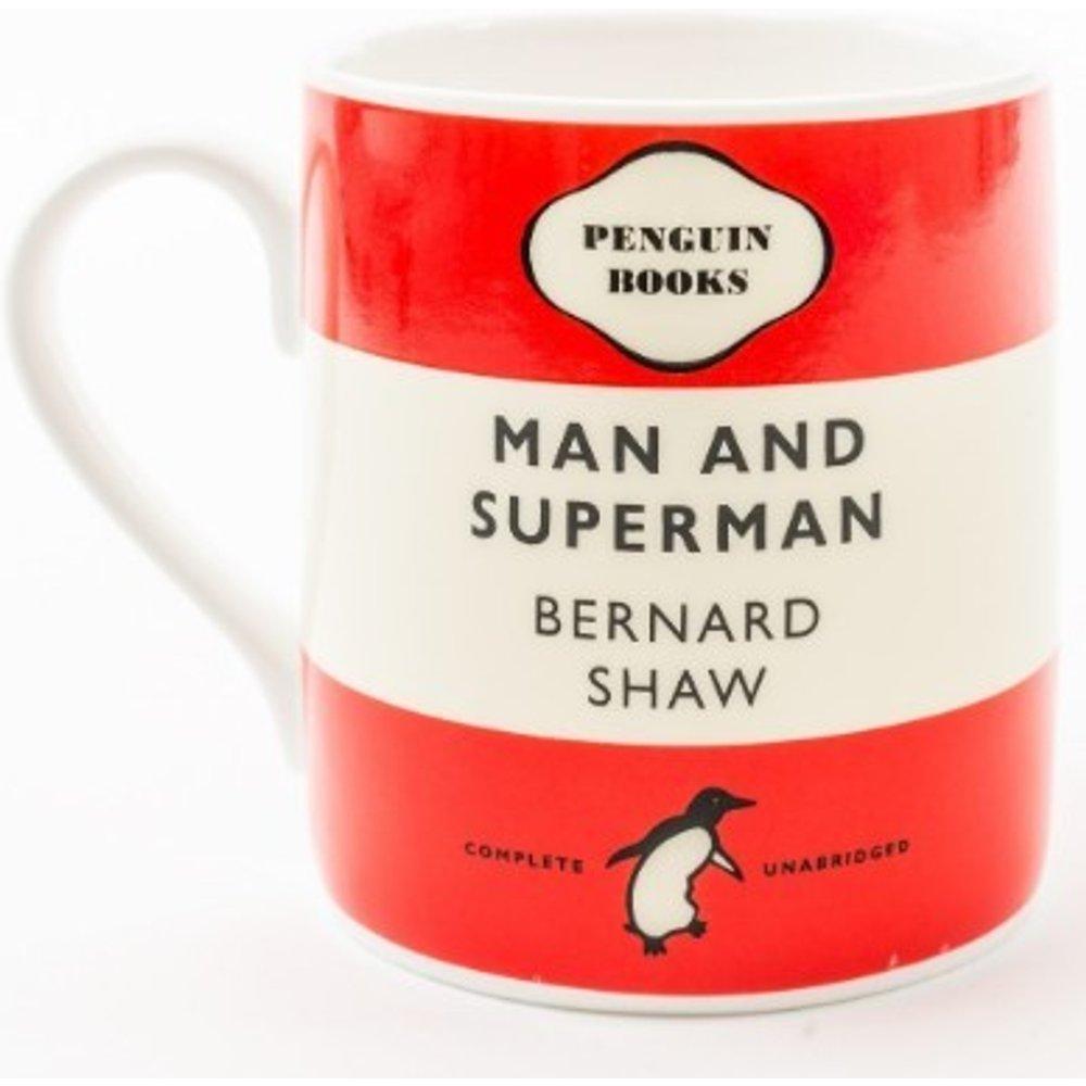 Penguin MUG - Man and Superman: George Bernard Shaw