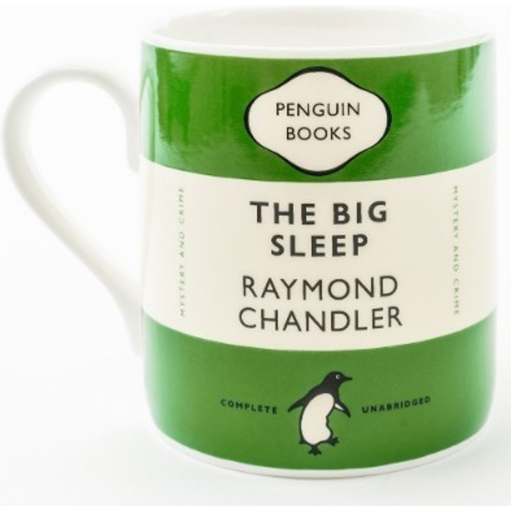 Penguin MUG - The Big Sleep: Raymond Chandler