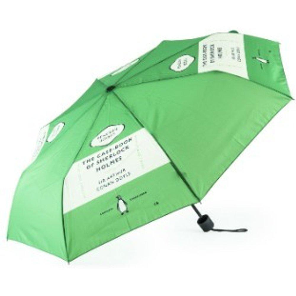 Casebook Of Sherlock Holmes Umbrella