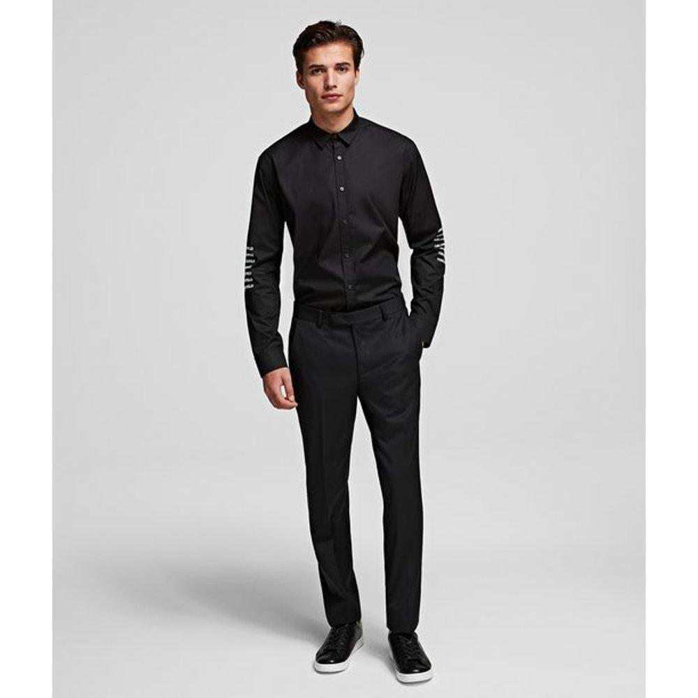 Pantalon de costume - Karl Lagerfeld - Modalova