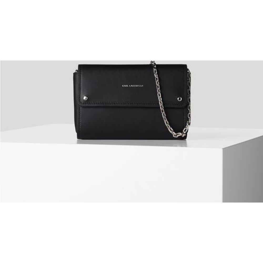 Pochette à chaîne K/Ikon - Karl Lagerfeld - Modalova