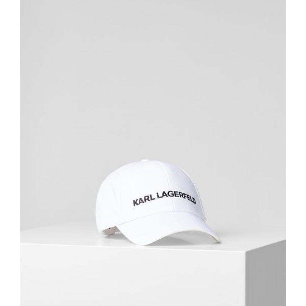 Casquette Karl Essential avec logo - Karl Lagerfeld - Modalova