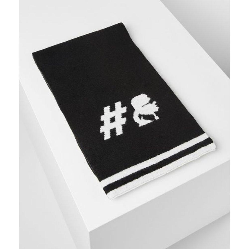 ÉCHARPE TEAM KARL - Karl Lagerfeld - Modalova